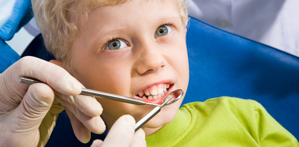Looking For A Children's Dentist?